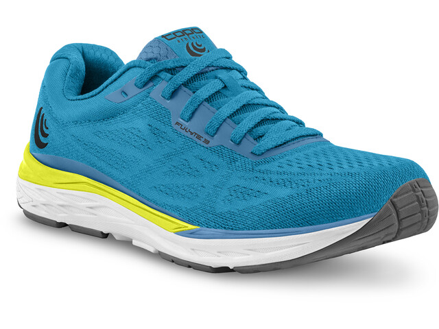 Topo Athletic Fli-Lyte 3 Zapatillas Running Hombre, azul/amarillo